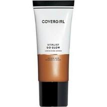 Covergirl Vitalist Go Glow Luminizing Lotion- Sunkissed - $3.99
