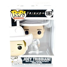 Funko Pop! Television Friends Joey Tribbiani as Cowboy #1067 Vinyl Figure image 1