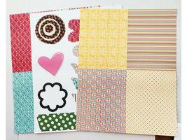 Bazzill Card Making Kit, Makes 16 Cards! #304790 image 3