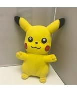 2009 Toy Factory Pokemon Pikachu Yellow Plush Stuffed Toy 12″ - $39.99