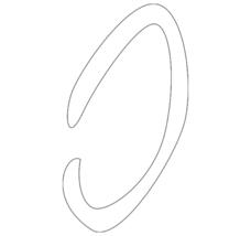 Genuine Mercedes-Benz Lock Ring 000472-055000 - $9.78