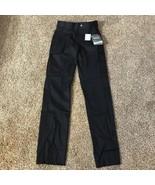 5.11 Tactical Black 64306 Women's Patrol Duty Uniform Pants Size 2 Unhemmed - $29.69