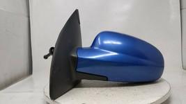 2005-2009 Pontiac G3 Driver Left Side View Power Door Mirror Blue 43738 - $56.81