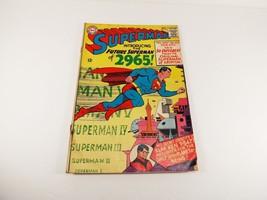 1965 SUPERMAN #181 DC COMIC 2.5  COMPLETE-FUTURE SUPERMAN - $25.00