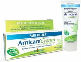 Boiron Arnicare Cream 2.5 Ounces Topical Pain Relief Cream NIOB - $10.66