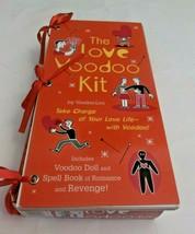 """NEW! Running Press """"Love Voodoo Kit"""" w Spell Book of Romance & Revenge +... - $11.88"""
