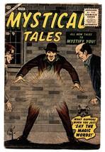 Mystical Tales #1-comic book 1956-rare first ssue-atlas horror-Bill Everett - $186.24