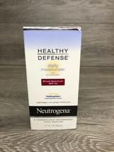 Neutrogena Healthy Defense Daily Moisturizer Broad Spectrum SPF 50 12/2020 - $6.92