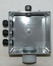SJE Rhombus Junction Box 1008549 Connectors Included 1.5 HUB RCC8 image 3