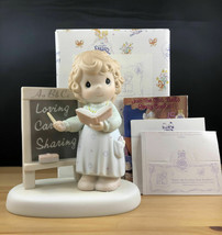 Precious Moments Teach Us To Love One Another PM961 - $24.75