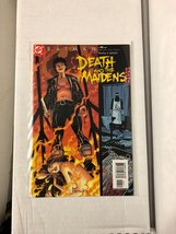 Batman Death And The Maidens #6 - $12.00