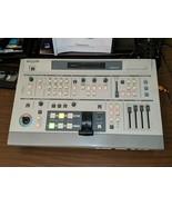 Panasonic WJ-MX30 Digital AV Mixer Transition Effects Generator w/Manual... - $142.10