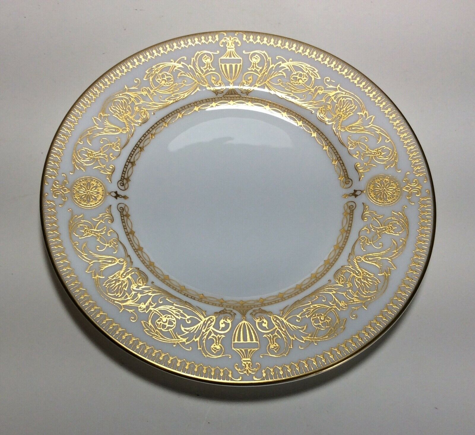 """Royal Worcester Hyde Park Bread & Butter Plate s 6 1/8"""" image 2"""