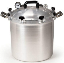 NEW ALL AMERICAN 41.5 Quart 941 Pressure Cooker Canner - £370.61 GBP