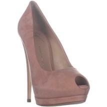 Giuseppe Zanotti Sharon Peep Toe Platform Heels, Candy - €225,18 EUR+