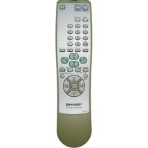 Sharp GA108SA Missing Battery Cover Tv Remote 20F630, 27F630, 36F630, 27F631 - $9.67