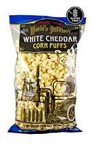Trader Joe%27s World's Puffiest White Cheddar Corn Puffs - 7 oz (198g) - $12.49