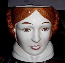 Princess Leia Vintage Mug Star Wars Return of the Jedi NICE Vintage 1983... - $20.00