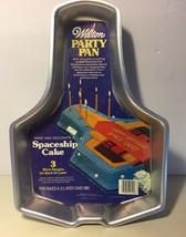 ** BLAST OFF ** Vintage 1979 WILTON Spaceship Cake Party Pan - $7.99