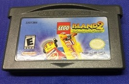 Lego Island 2 Game Boy Advance Cartridge Only - $8.59