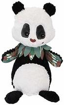 Deglingos Original Rototos - Panda Plush Toy Black - $29.99