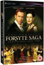 The Forsyte Saga Complete UK Series (2002) DVD *REGION 2 PLEASE READ LIS... - $22.95