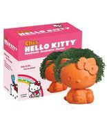 HELLO KITTY CHIA PET - $10.00