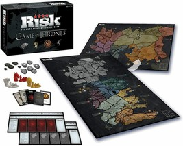 FACTORY SEALED GAME OF THRONES (GOT) Risk Board Game Usaopoly - $70.80