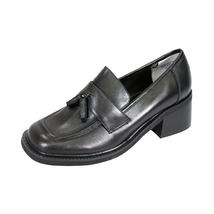 PEERAGE Rhona Wide Width Slip-On Casual Tassel Leather Shoes - $39.95