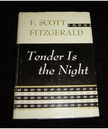 Tender Is The Night Book F. Scott Fitzgerald 1934 Sribners - $28.99