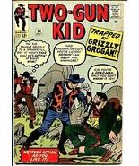 Two-Gun Kid #64 1963-Marvel-John Severin-JacK Kirby-VG- - $88.27