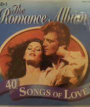 The Romance Album: 40 Songs of Love Disk 1  Cd image 1