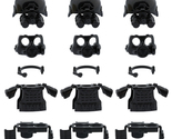 Custom swat minifigure police army armor compatible for lego set accessories thumb155 crop