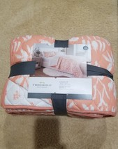 Threshold Coral Floral Full/Queen Quilt - $34.99