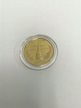 2000 D Gold Plated Maryland State Quarter UNC FREE Capsule FREE SHIPPING - $3.92