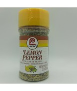 Lawry's Lemon Pepper with zest of lemon 2.25 oz - $4.90