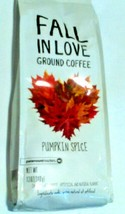 FALL IN LOVE PUMPKIN SPICE GROUND COFFEE, 12 OZ, EXP 05/2022 - $13.10