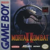Mortal Kombat II (Nintendo Game Boy, 1994) - $7.12