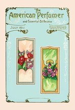 American Perfumer and Essential Oil Review, July 1911 - Art Print - $19.99+