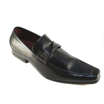 NXT N2740 Black Leather Men's Dressy Slip On - $44.10