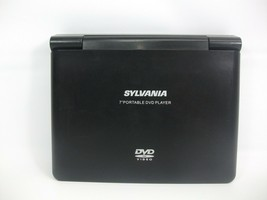 Sylvania Portable DVD Player SDVD7015 Works No Charger Does Not Hold Charge - $23.63