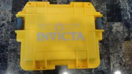 Invicta 3 Slot Yellow Case - $44.99