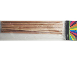 """Tree House Studio Wood Dowels, 1/2"""" x 12"""", Set of 6"""