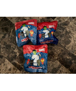 3 Packs Marvel Heroes Series 1 Mystery Hallmark Christmas Ornament Blind... - $17.81