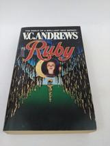 Landry: Ruby 1 by V. C. Andrews 1994 Paperback Book ETVB - $2.24