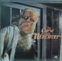 Curse of the Werewolf (1961) Laserdisc NTSC Oliver Reed Terence Fisher H... - $15.99