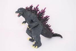 "2007 6.5"" Millennium Godzilla w/ Purple Spines Kaiju Vinyl Figure Bandai Toho - $23.75"