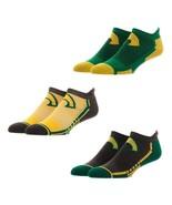 Aquaman DC Comics 3 Pack Athletic Active Ankle Socks Nwt - $9.99