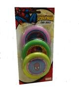 SPIDER-MAN MINI DISCS BY MARVEL - 3 DISCS - $11.14
