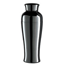 Oggi Tall and Slim Cocktail Shaker in Nickel Pl... - $24.99